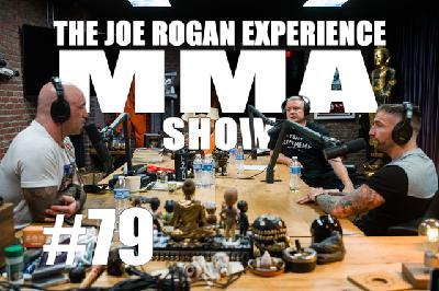 JRE MMA Show #79 with Vinnie Shoreman & Liam Harrison