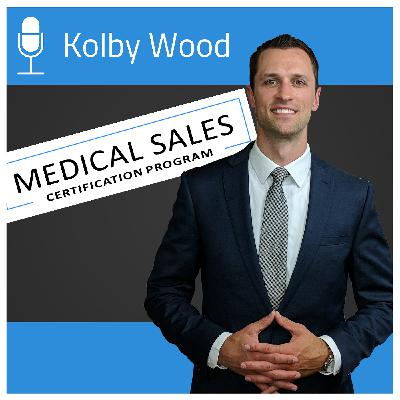 #65 - How To Think About College Degrees With Medical Sales
