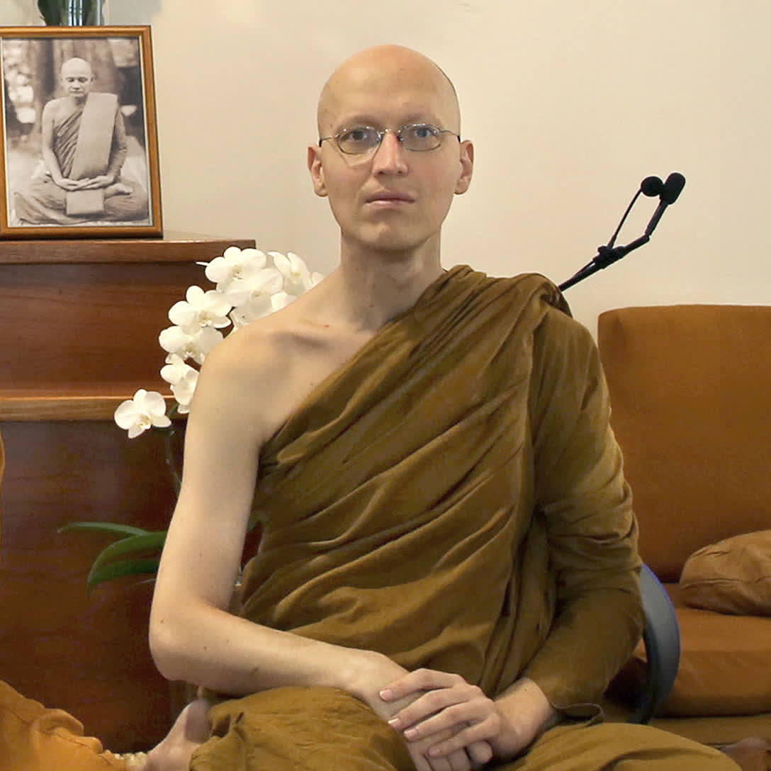 AJAHN MONEYYO | Mindfulness of Breathing Part 4: Breath and Seeing the Dhamma