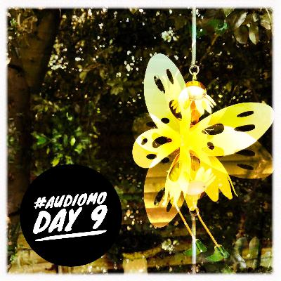 Every life is a story - #AudioMo Day 9