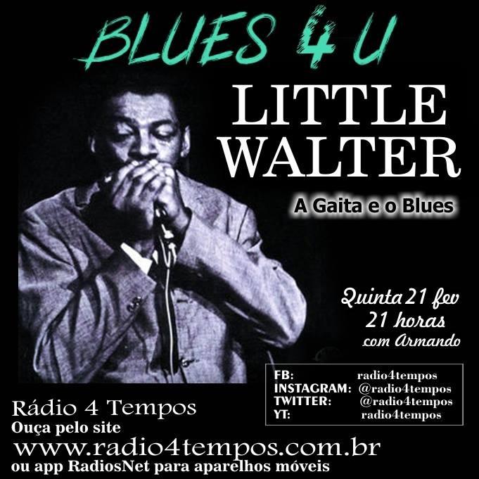 Rádio 4 Tempos - Blues4U 03:Rádio 4 Tempos