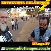 Rádio 4 Tempos - Entrevista Relâmpago 28