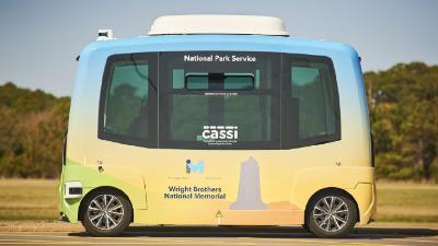 Driverless Shuttles, Murder in Hot Springs, Pike Trail | National Park News