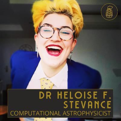 Computational Astrophysics and Kilonovae with Dr Heloise F. Stevance (#22)