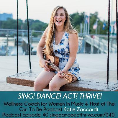Wellness Coach for Women in Music Katie Zaccardi