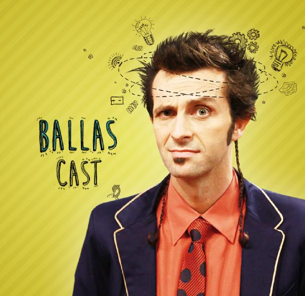 BallasCast – Episódio 111 – Aline Moreno (Palhaços sem Fronteiras) – Final