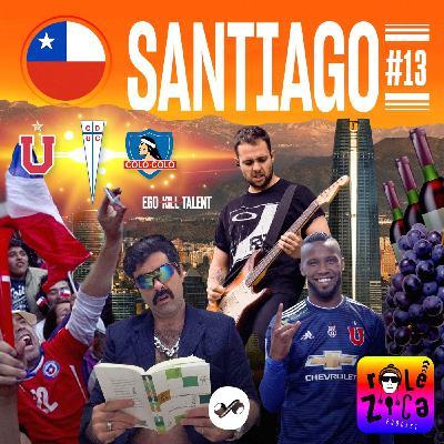 Santiago: Lollapalooza, final de Copa América e caranguejo gigante