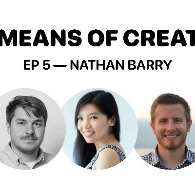 #5 —Nathan Barry, founder of ConvertKit