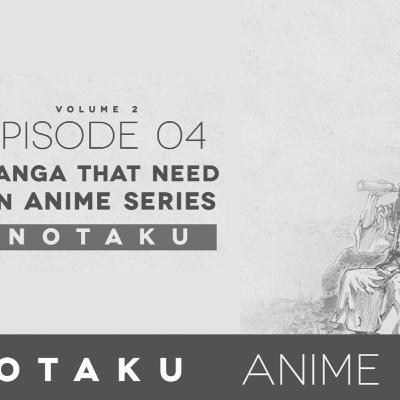 Manga that need an Anime Series