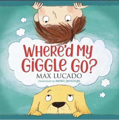 S3EP19: Max Lucado: Where'd My Giggles Go?