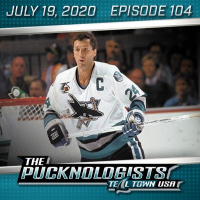The Pucknologists 104 - NHL Playoffs, New CBA, Sharks Notes, and Sheng Peng