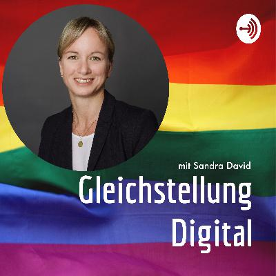 """#2 """"Gleichstellung in Rundfunkanstalten"""" mit Sandra David, Gleichstellungsbeauftragte des BR"""