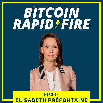 Elisabeth Préfontaine: From BlackRock to Bitcoin
