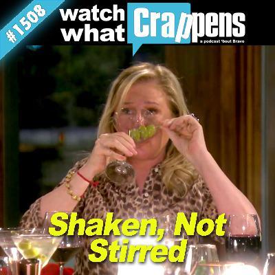 RHOBH: Shaken, Not Stirred