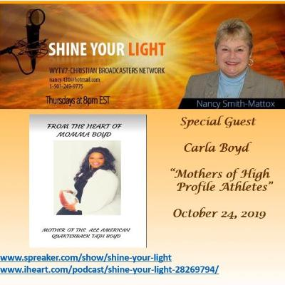 Shine Your Light #PODCAST #118 The Journey Continues