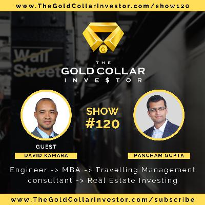 TGCI 120: Engineer - MBA - Travelling Management consultant - Real Estate Investing