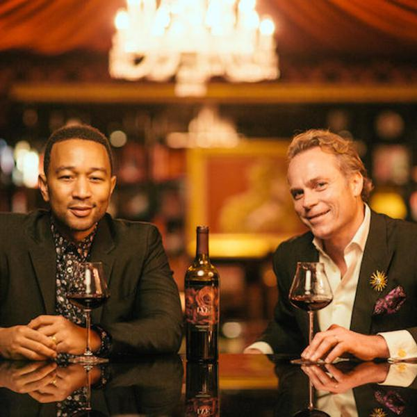 """""""A Legend In His Own Wine"""" with John Legend and Jean-Charles Boisset"""
