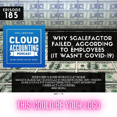 Why ScaleFactor Failed, According to Employees (It Wasn't COVID-19)