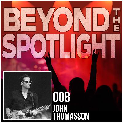 Ep. 008: John Thomasson - Musician & Bandleader, Little Big Town