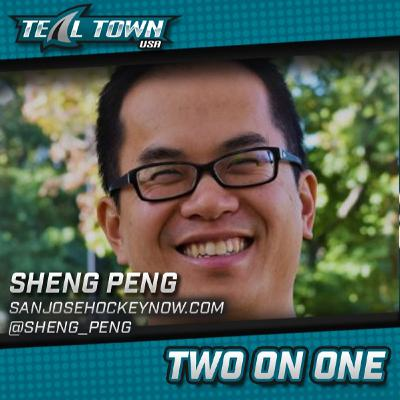 Two On One With Sheng Peng - SanJoseHockeyNow.com