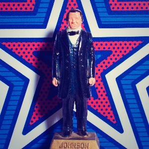 Andrew Johnson: Stitching up a torn country