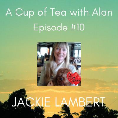 Epsiode #10 - Jackie Lambert