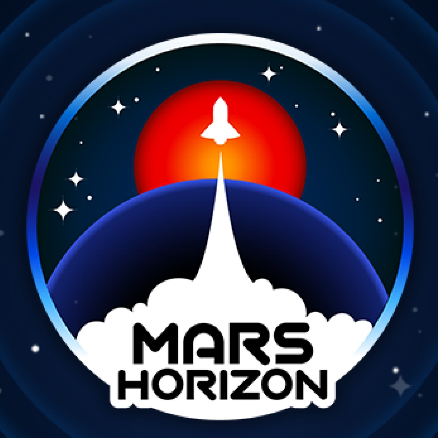 Episode 3 - Tomas talks Mars and Mars Horizon with Andrew Kuh of the UK Space Agency.