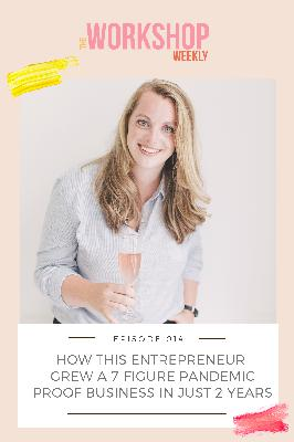 014: How This Entrepreneur Grew a 7-Figure Pandemic Proof Business in Just 2 Years