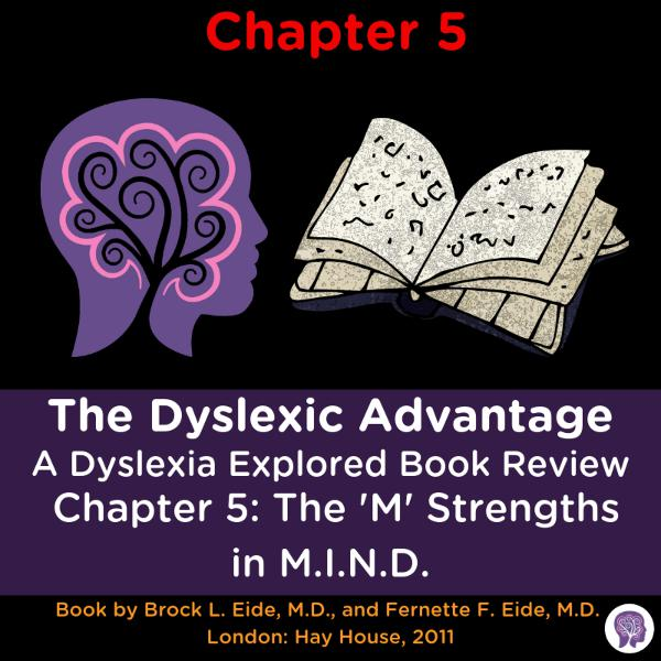 #31 3D thinking or Material Reasoning. What the Dyslexic Advantage book, Ch5 has to say. A review.