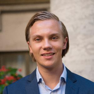 14. Tobias Andersson, talesperson Ungsvenskarna