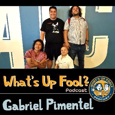 Ep 259 - Gabriel Pimentel