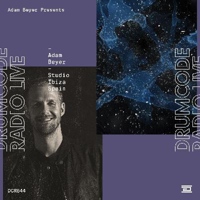 DCR544 – Drumcode Radio Live – Adam Beyer studio mix recorded in Ibiza