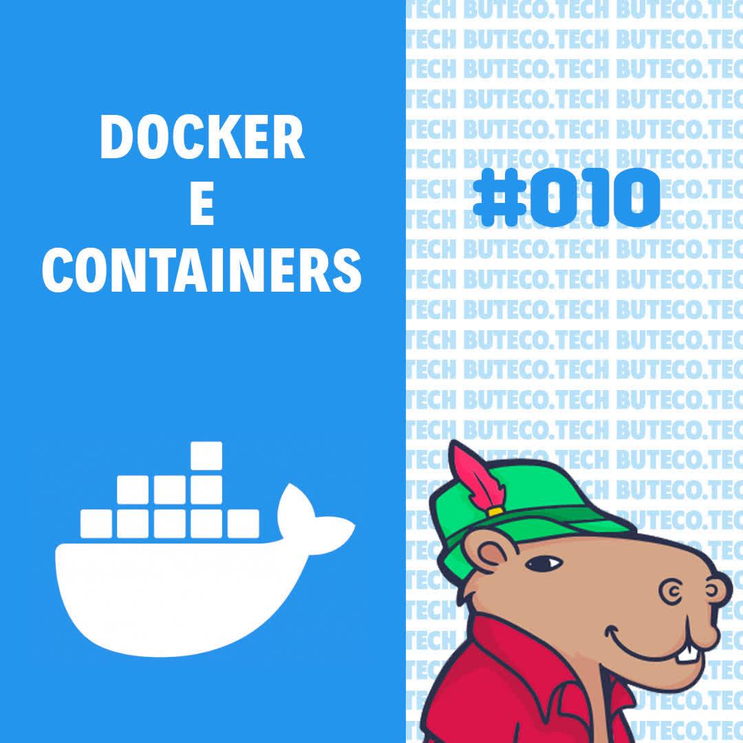 Docker e containers