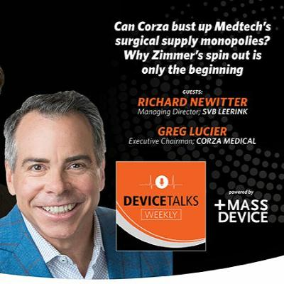 Can Corza bust up Medtech's surgical supply monopolies? Why Zimmer's spin out is only the beginning