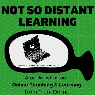 The Not-So-Distant Learning Podcast - Haroon Akram-Lodhi