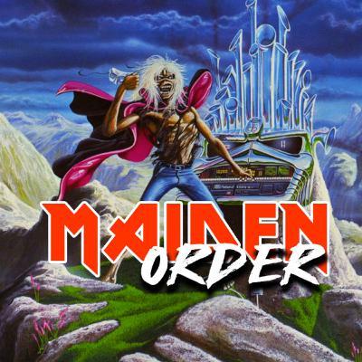 "Maiden Order : ""Phantom of the Opera"""
