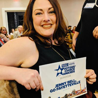 Jenny Bell- Go Fayetteville! Fayetteville Area Convention and Visitors Bureau