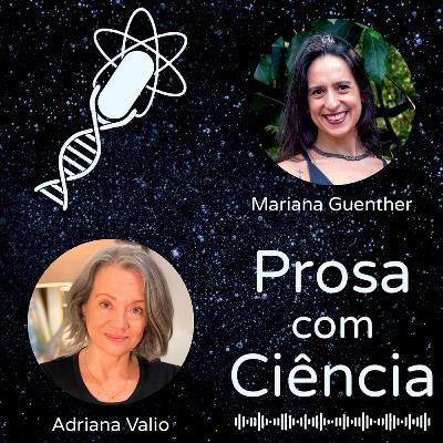 #19 – Exoplanetas e astrobiologia – com Adriana Valio