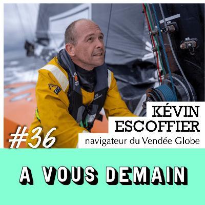 #36 | Kévin Escoffier : faire naufrage au Vendée Globe... et repartir !