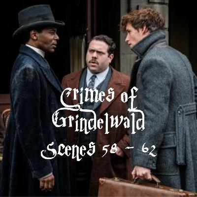 Episode 240 - Crimes of Grindelwald, Scenes 58 - 62