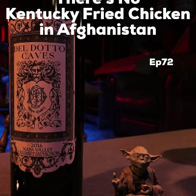 There's No Kentucky Fried Chicken in Afghanistan