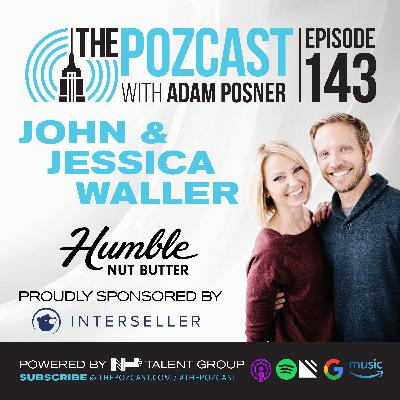John & Jessica Waller: Corporate Life to a Nut Butter Entrepreneurial Journey