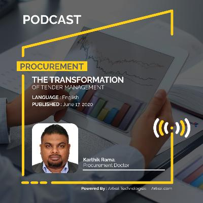 82. The transformation of tender management