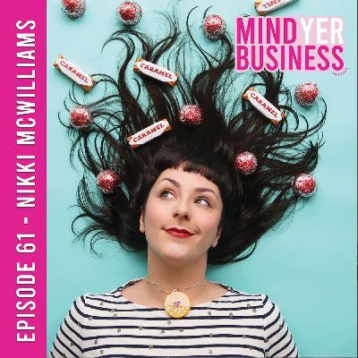 Nikki McWilliams - Spreading Biscuit Based Joy and Nostalgia