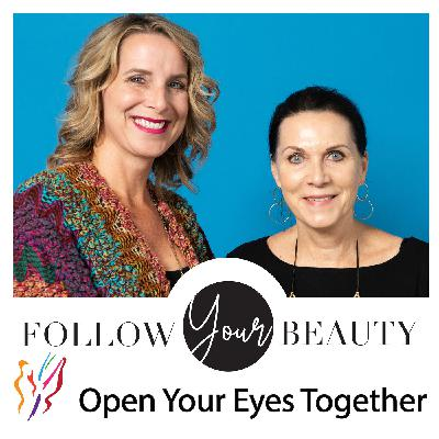 It's An Eye Opening Journey with Jeanine & Robin