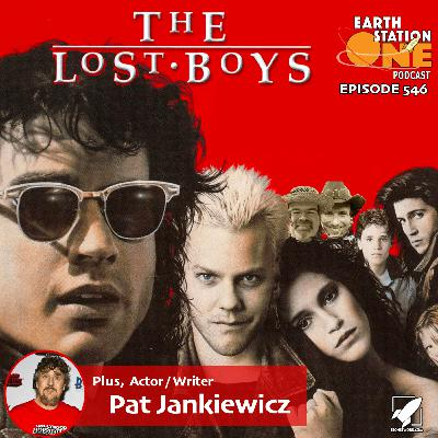 The Earth Station One Podcast – Halloween Movie Review: The Lost Boys