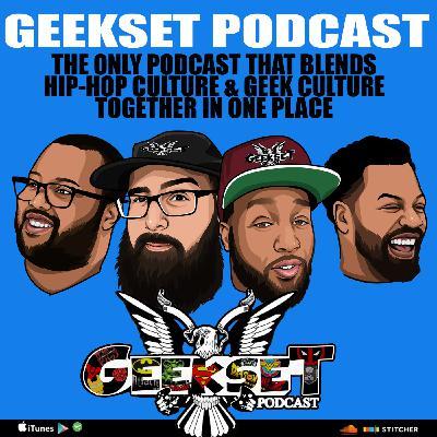 Geekset Episode: 73 - Shotgun Fire