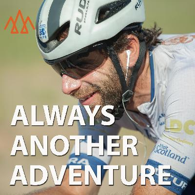 37. Mark Beaumont.  The business of expedition cycling.