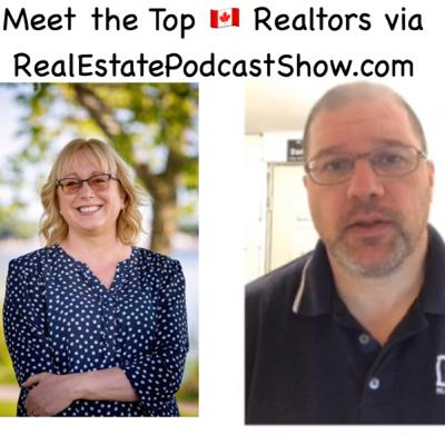 Episode 315: Meet the Top 🇨🇦 Realtors Series. Barrie/Simcoe County/Muskoka