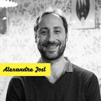 #151 Comment trouver du bonheur au coeur d'une pandémie? avec Alexandre Jost